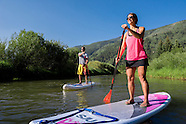 Aspen Stand Up Paddleboarding