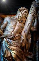 &quot;Saint Andrew - San Giovanni in Laterano Rome&quot;...<br />