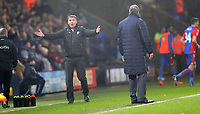 Football - 2016 / 2017 FA Cup - Third Round: Bolton Wanderers vs. Crystal Palace<br /> <br /> Phil Parkinson Bolton manager  at Macron Stadium.<br /> <br /> COLORSPORT/LYNNE CAMERON