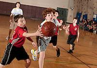 Francouer Babcock Basketball Tournament senior boys division Gilford versus Sanbornton March 11, 2011.