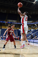WBB Game 2 - Davidson vs College of Charleston