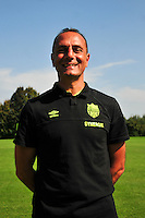 Michel DER ZAKARIAN - 15.09.2014 - Photo officielle Nantes - Ligue 1 2014/2015<br /> Photo : Philippe Le Brech / Icon Sport