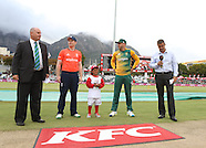 Cricket - South Africa v England 2016 1st T20 Cape Town