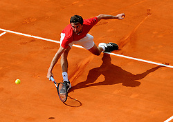 April 18, 2018 - Monaco - Tennis - Monaco - Gillse Simon France (Credit Image: © Panoramic via ZUMA Press)