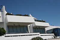 The rooftop of Palais des festivals during the Cannes Film Festival 2013