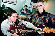 Nijmegen, 15-10-1998Popband Club Diana. Hardrock. Zangergitarist overleden.Foto: Flip Franssen/Hollandse Hoogte