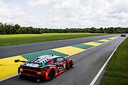 August 17-19 2018: IMSA Weathertech Michelin GT Challenge at VIR. 48 Paul Miller Racing, Lamborghini Huracan GT3, Bryan Sellers, Madison Snow