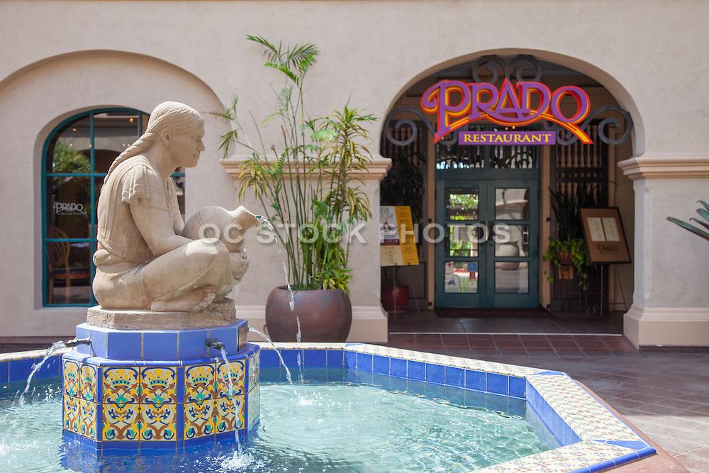 The Prado Restaurant at Balboa Park