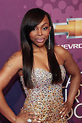 October 13, 2012- Bronx, NY: BET On-Air Personality Paigion at the Black Girls Rock! Awards Red Carpet presented by BET Networks and sponsored by Chevy held at the Paradise Theater on October 13, 2012 in the Bronx, New York. BLACK GIRLS ROCK! Inc. is 501(c)3 non-profit youth empowerment and mentoring organization founded by DJ Beverly Bond, established to promote the arts for young women of color, as well as to encourage dialogue and analysis of the ways women of color are portrayed in the media. (Terrence Jennings)