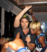 Mary J Blige LeBron James 06/24/2010