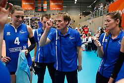 20180218 NED: Bekerfinale Eurosped - Sliedrecht Sport, Hoogeveen <br />Matt van Wezel, headcoach of Sliedrecht Sport <br />&copy;2018-FotoHoogendoorn.nl