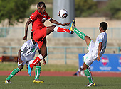 10 Dec 2010 - Molepolole - Semi Final Madagasacar v Namibia