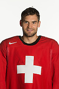 31.07.2013; Wetzikon; Eishockey - Portrait Nationalmannschaft; Philipp Furrer (Valeriano Di Domenico/freshfocus)