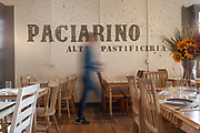Restaurant photography for an Italian restaurant in Portland Maine