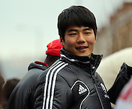 Ki Sung Yeung with Capital Cup for Korea