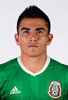 Concacaf- World Cup Fifa Russia 2018 Qualifier - <br /> Mexico National Team - Preview Set - <br /> Luis Ricardo Reyes