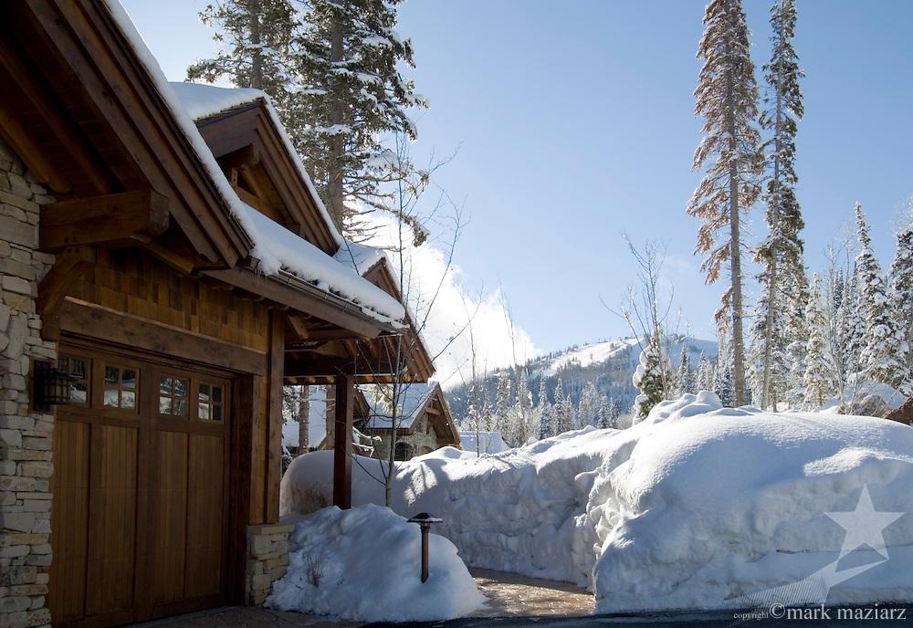 luxury lodging in Empire Pass at Deer Valley Resort, Park City, Utah