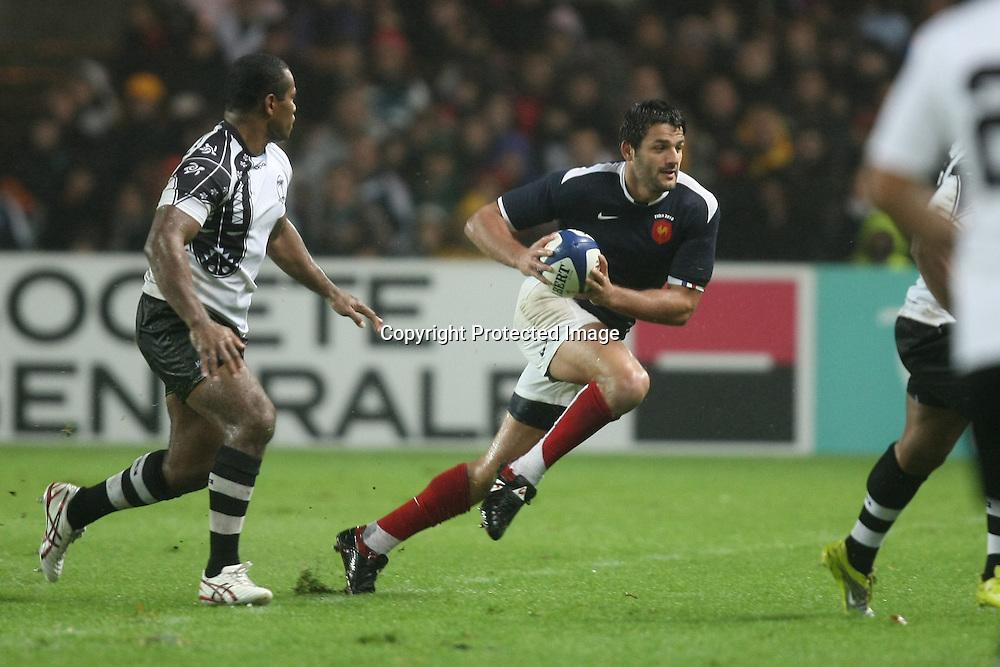 Rugby : France / Fidji - Test Match Tournee d Automne - 13.11.2010 - Fabrice Estebanez (France) *** Local Caption *** 00042416