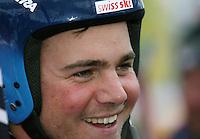 Ski Alpin; Saison 2006/2007   Herren Slalom Marc Berthod (SUI) belegt Platz 2.