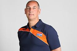 20160516 NED: Selectie Nederlands volleybal team mannen, Arnhem<br />Ron Zwerver