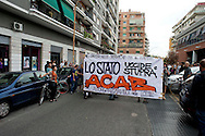 Roma 8 Giugno 2013<br /> Manifestazione a sostegno della famiglia di Stefano Cucchi al quartiere Tor Pignattara.<br /> Rally in support of Stefano Cucchi's Family