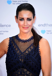 Kirsty Gallacher attending the End the Silence Charity Fundraiser at Abbey Road Studios, London.