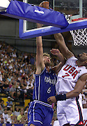 Olimpiadi Sydney 2000<br /> Italia - Usa<br /> Nella foto: Giacomo Galanda