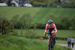Demi Vollering (NED) of Parkhotel Valkenburg - Destil Cycling Team rides in the prologue of 2019 Festival Elsy Jacobs, a 2.7 km time trial from Kahler to Garnich, Luxembourg on May 10, 2019. Photo by Balint Hamvas/velofocus.com