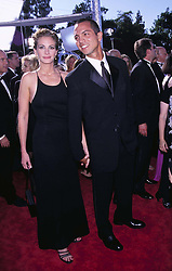 Sep 12, 1999; Los Angeles, CA, USA; JULIA ROBERTS American Actress and BENJAMIN BRATT American Actor Attending the 51st Emmy Awards in Los Angeles. .  (Credit Image: ONS/ZUMAPRESS.com)