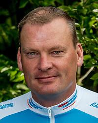 24-06-2017 NED: We Bike 2 Change Diabetes, Landgraaf<br /> Oefenweekend voor 15 deelnemers die in september de Tour de Mont Blanc gaan doen. Jan