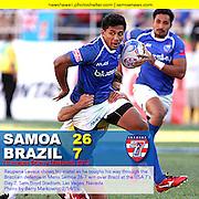 Samoa vs Brazil 2/14