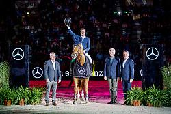 Fuchs Martin, SUI, Tam Tam du Valon<br /> JIM Maastricht 2019<br /> CSI4* Van Mossel Prix<br /> © Hippo Foto - Dirk Caremans<br />  09/11/2019