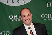 OHIO UNIVERSITY NAMES WILLIAM R. DECATUR.VICE PRESIDENT OF FINANCE AND ADMINISTRATION.. .ATHENS, Ohio ? Ohio University has named William R. Decatur the vice president for finance and administration, chief financial officer, and treasurer, effective March 20, Ohio University President Roderick J. McDavis announced today. He will serve as a consultant for Ohio University between Jan. 17 and March 17.. .Decatur is currently executive vice president for finance, technology and operations at the University of Toledo, a position he has held since 2004. Decatur has held several senior administrative positions since joining the University of Toledo in 1999, including senior vice president for finance, technology and operations; vice president for finance and administration; and interim president from June 2000 to July 2001.. .?I am very pleased to have Bill join the senior leadership team at Ohio University. As the vice president for finance and administration, chief financial officer, and treasurer, he will undoubtedly draw on his rich background in university financial administration and his experience effectively managing people,? McDavis said. ?In order to successfully meet the challenges that face higher education in Ohio, Bill will provide the expertise necessary to move Ohio University forward as we work toward achieving the goals outlined in Vision OHIO.?. .As vice president, Decatur will supervise the areas of Campus Safety, the Division of Finance, Facilities and Auxiliaries, University Planning and Implementation, and University Services. The area of Finance and Administration has more than 1,000 employees and an annual budget of more than $100 million. Decatur also will serve as a liaison to the Administrative Senate and as treasurer of the Ohio University Foundation.. .Decatur has a broad and progressive background in higher education. He was vice president for finance and administration at Georgia State University in Atlanta from 1993 to 1999, and also held a