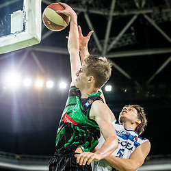 20190211: SLO, Basketball - ABA League 2018/19, KK Petrol Olimpija vs Igokea