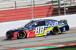 February 22, 2019 - Hampton, GA, U.S. - HAMPTON, GA - FEBRUARY 22: #88: Alex Bowman, Hendrick Motorsports, Chevrolet Camaro Axalta during first practice for the MENCS Folds of Honor QuikTrip 500 race on February 22, 2019 at the Atlanta Motor Speedway in Hampton, GA.  (Photo by David John Griffin/Icon Sportswire) (Credit Image: © David J. Griffin/Icon SMI via ZUMA Press)
