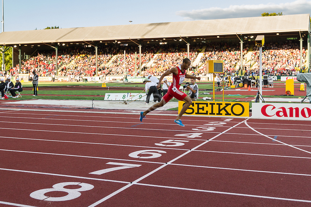 mens 400 meters, Machel Cedenio, Trinidad and Tobago