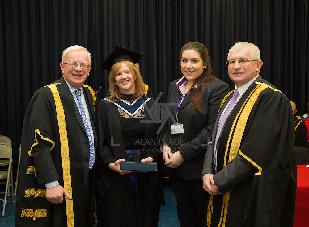 18.11.2016       <br /> Speaking at conferring ceremonies in Thurles, the President of Limerick Institute of Technology (LIT) has welcomed the publication of the Financial Review of the Institutes of Technology and called for the immediate implementation of actions to support the Technological Education sector. <br /> <br /> BA (Hons) in Accounting and Finance graduate Noelette Corbett receives AIB Tipperary School Student Award from  in the presence of Prof. Vincent Cunnane President LIT and Mr. Simon Moroney, Governing Body LIT. Picture: Alan Place