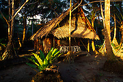 Kosrae Village Resort, Kosrae, Federated States of Micronesia, Micronesia<br />