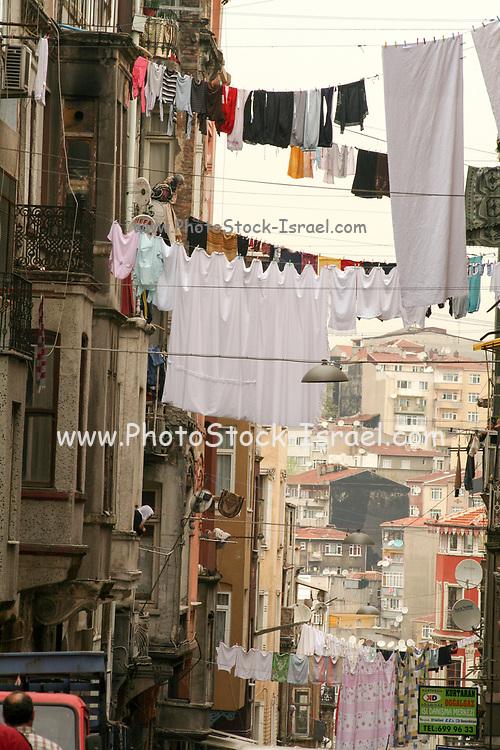 Street in Istanbul, Turkey