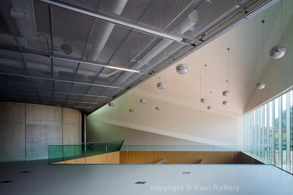 Médiathèque Montauban, France, 2012 by CFA architects
