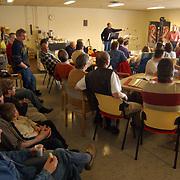 Landelijke actiedag evangelisatie chauffeurs team Steiger 139 Almere