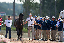 Simonet Edouard,  BEL, Bouke, Topspeed Sanne, Dark Dream, Topspeed Bauke, El Fiero vd Vemmekeshoeve d'07<br /> World Equestrian Games - Tryon 2018<br /> © Hippo Foto - Sharon Vandeput<br /> 20/09/2018