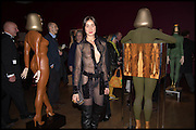 GABRIELLA DARIS, Allen Jones private view. Royal Academy,  London. 11 November  2014.