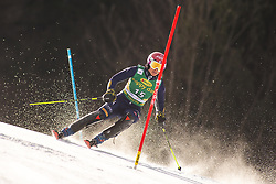 Irene Curtoni (ITA) during the Ladies' Slalom at 56th Golden Fox event at Audi FIS Ski World Cup 2019/20, on February 16, 2020 in Podkoren, Kranjska Gora, Slovenia. Photo by Matic Ritonja / Sportida
