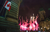 Opening Ceremony for Parliament Holiday Lights