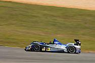 #06 Core Autosport Oreca FLM09: Gunnar Jeannette, Ricardo Gonzalez, Rudy Junco