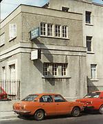 Old Dublin Amature Photos July 1983 WITH, Deadmans Pub, Lucan Rd, Sheehy Shop, Parnell, drive, Thomas Street, Dublin Castle, St, Altans, Markets, St Ultans, Infant Hospital, Toyota Corolla 20, car, Nissan 140,