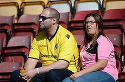 Bristol Rovers Fans  - Mandatory by-line: Alex James/JMP - 17/09/2016 - FOOTBALL - Coral Windows Stadium - Bradford, England - Bradford City v Bristol Rovers - Sky Bet League One