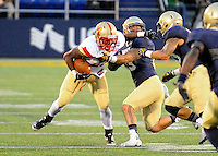 NCAA Football: Navy swamps VMI, 51-14