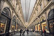 Belgie, Brussel, 28-7-2011De galeries royales St Hubert, winkelgallerij.Foto: Flip Franssen/Hollandse Hoogte